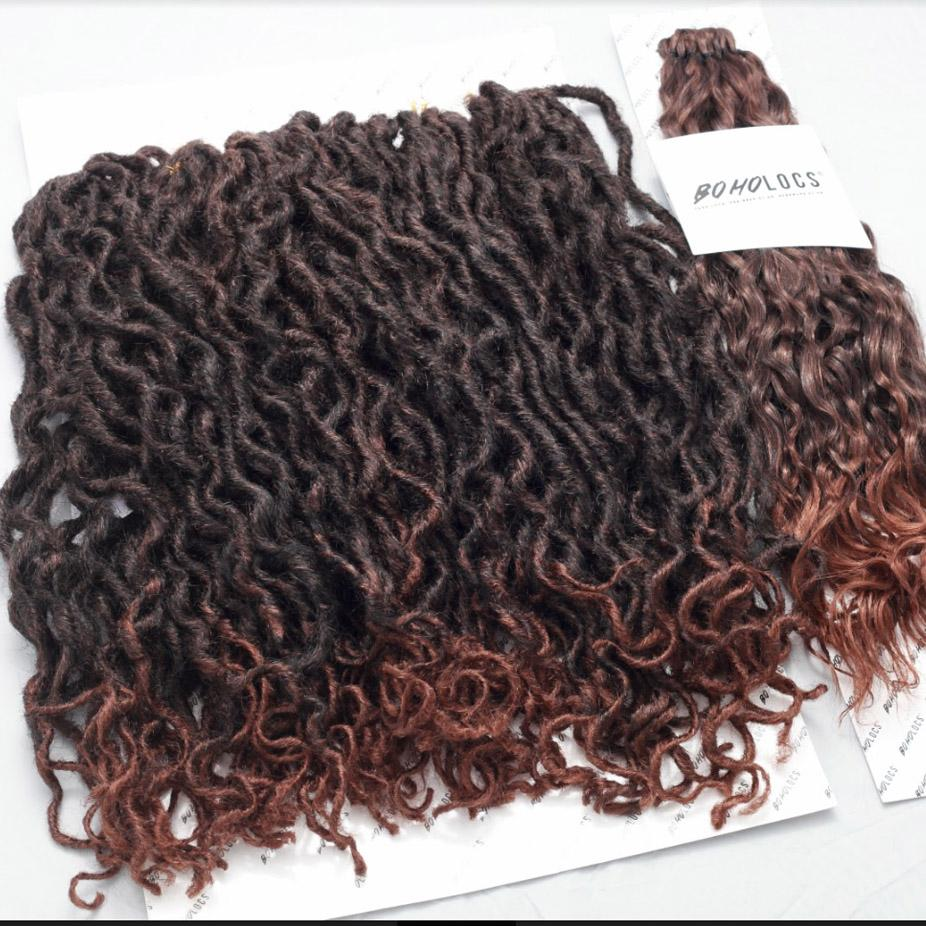 BRONDE MERMAID LOCS®