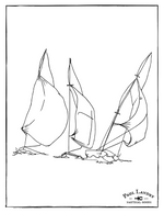 FREE nautical coloring booklet