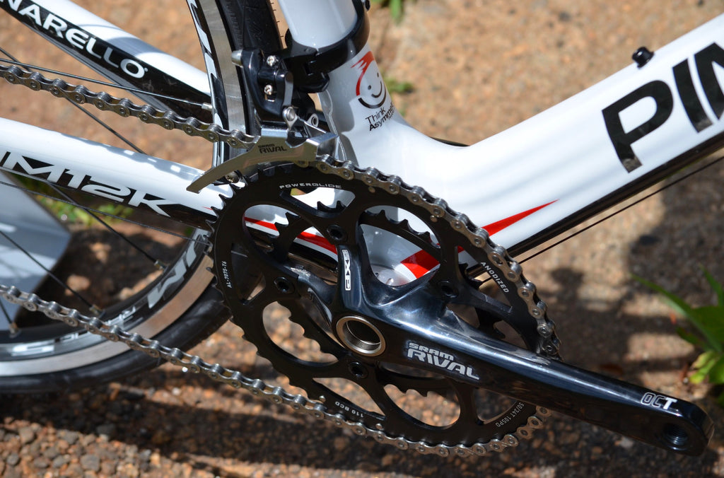Everything you need to know about 110 and 130 BCD Cranksets