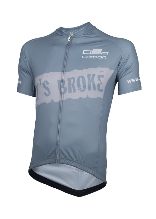 If It Ain't Fixed, It's Broke Cycling Jersey