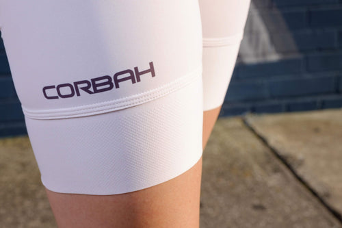 Women's Some Her Cream Bib Shorts