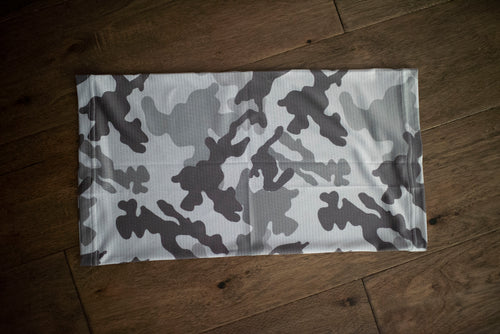 Winter Camo Neck Gaiter