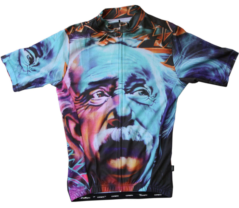 Einstein Short Sleeve Cycling Jersey