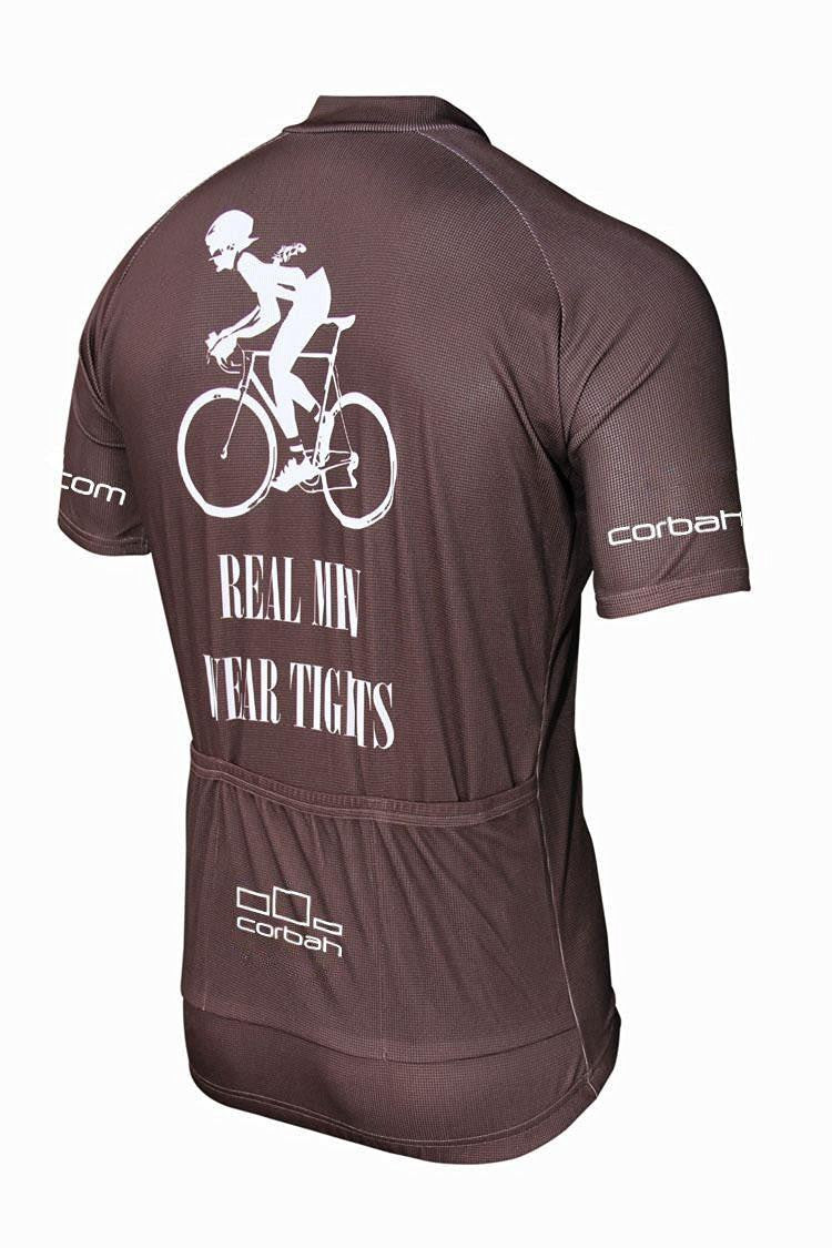 Real Men Wear Tights Cycling Jersey