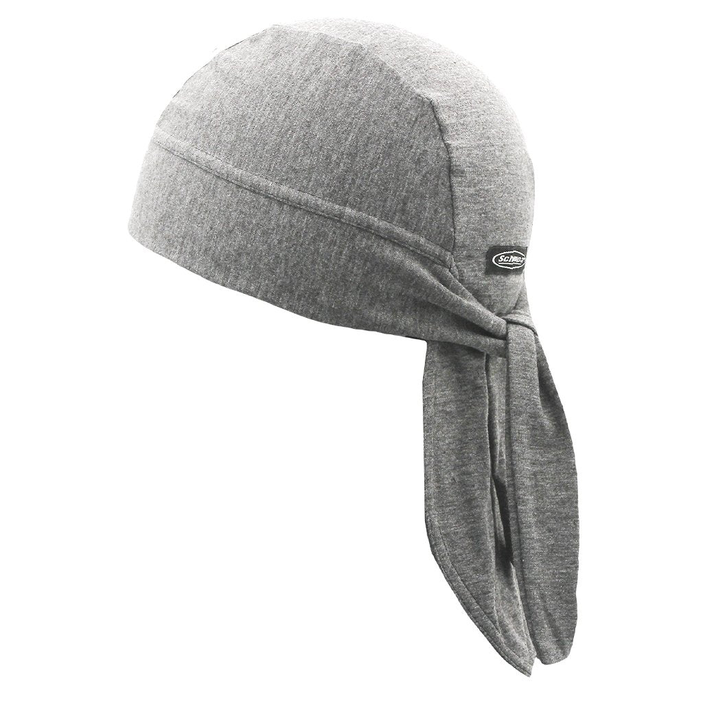 SCHAMPA Stretch Tri-Danna (Traditional Band): Light Grey
