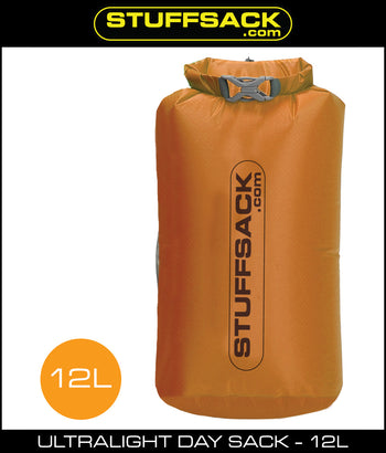 Stuffsack.com UltraLight Day Sack - 12L - Orange