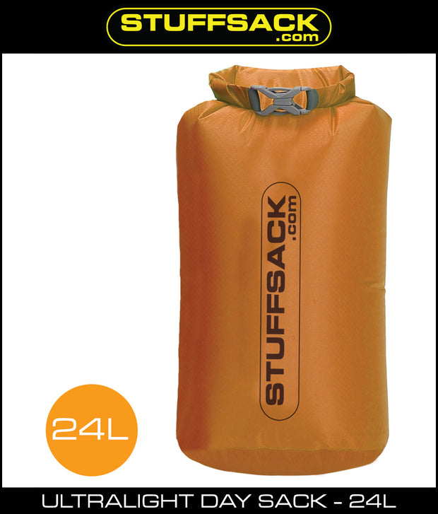 Stuffsack.com UltraLight Day Sack - 24L - Orange
