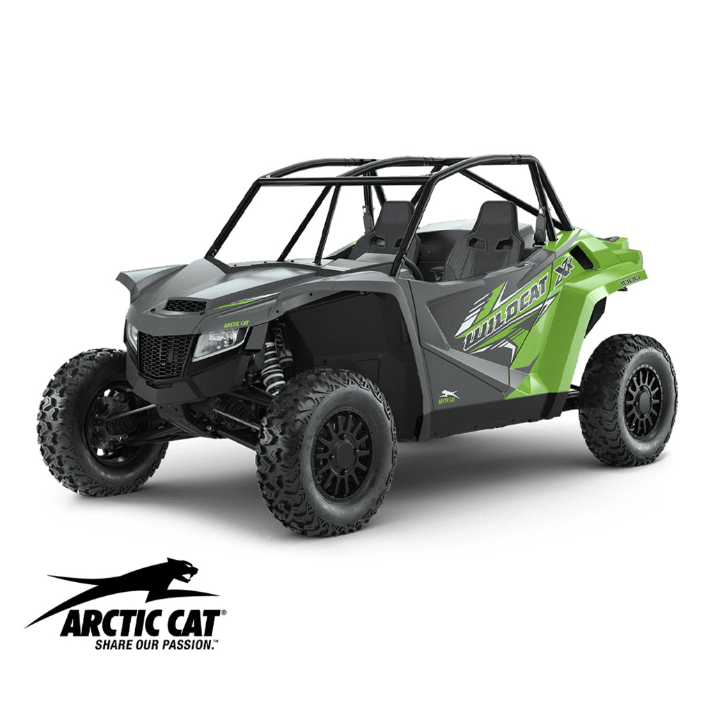 Dirtskins Arctic Cat Wildcat XX Shock Covers