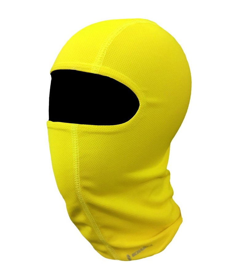 Coolskin Adventure Balaclava: Neon Green