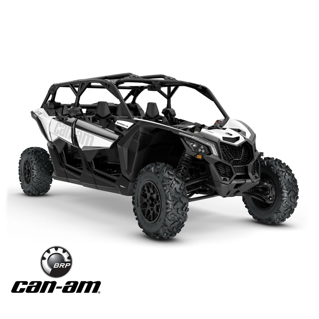 Dirtskins Can-Am Maverick X3 MAX (4 Seat) Shock Covers