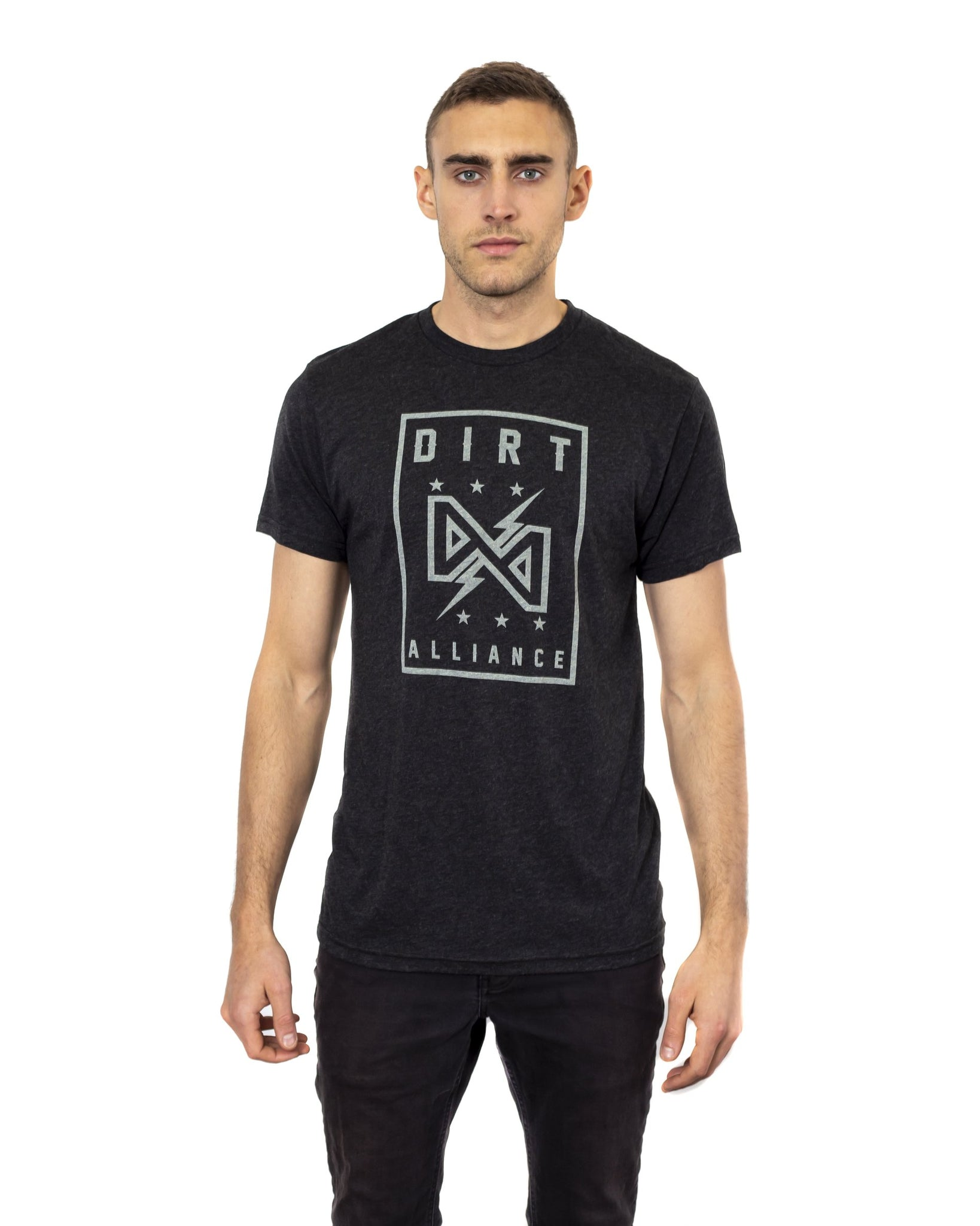 Dirt Alliance Label Me T-Shirt - Black