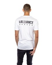 Dirt Alliance Allegiance T-Shirt - White