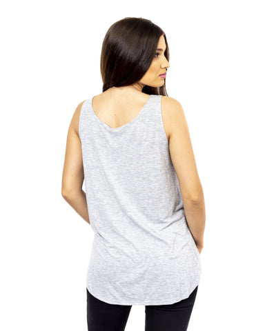 Dirt Alliance Last Standing Flow Tank - Heather Grey