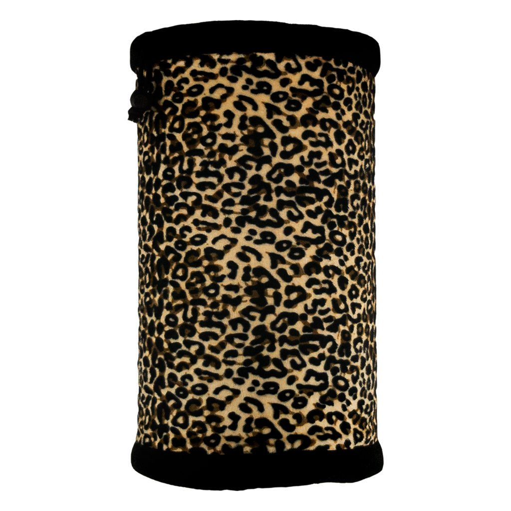 SCHAMPA Supersoft Neckgaiter - Brown Leopard