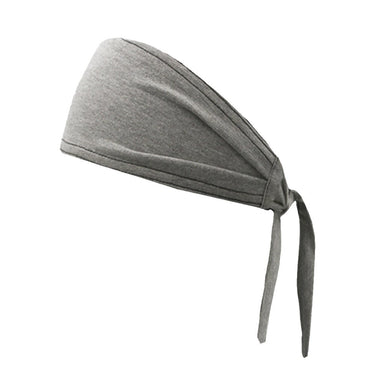 Old School Bandana - Light Grey