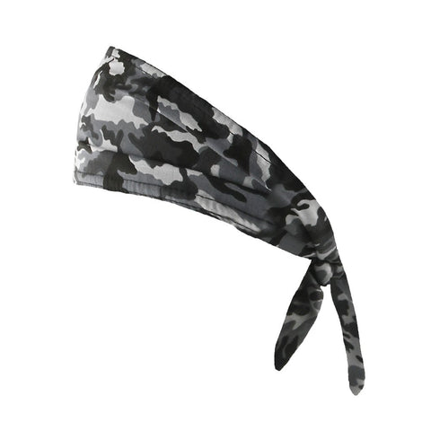 SCHAMPA Old School Bandana - Camo Grey