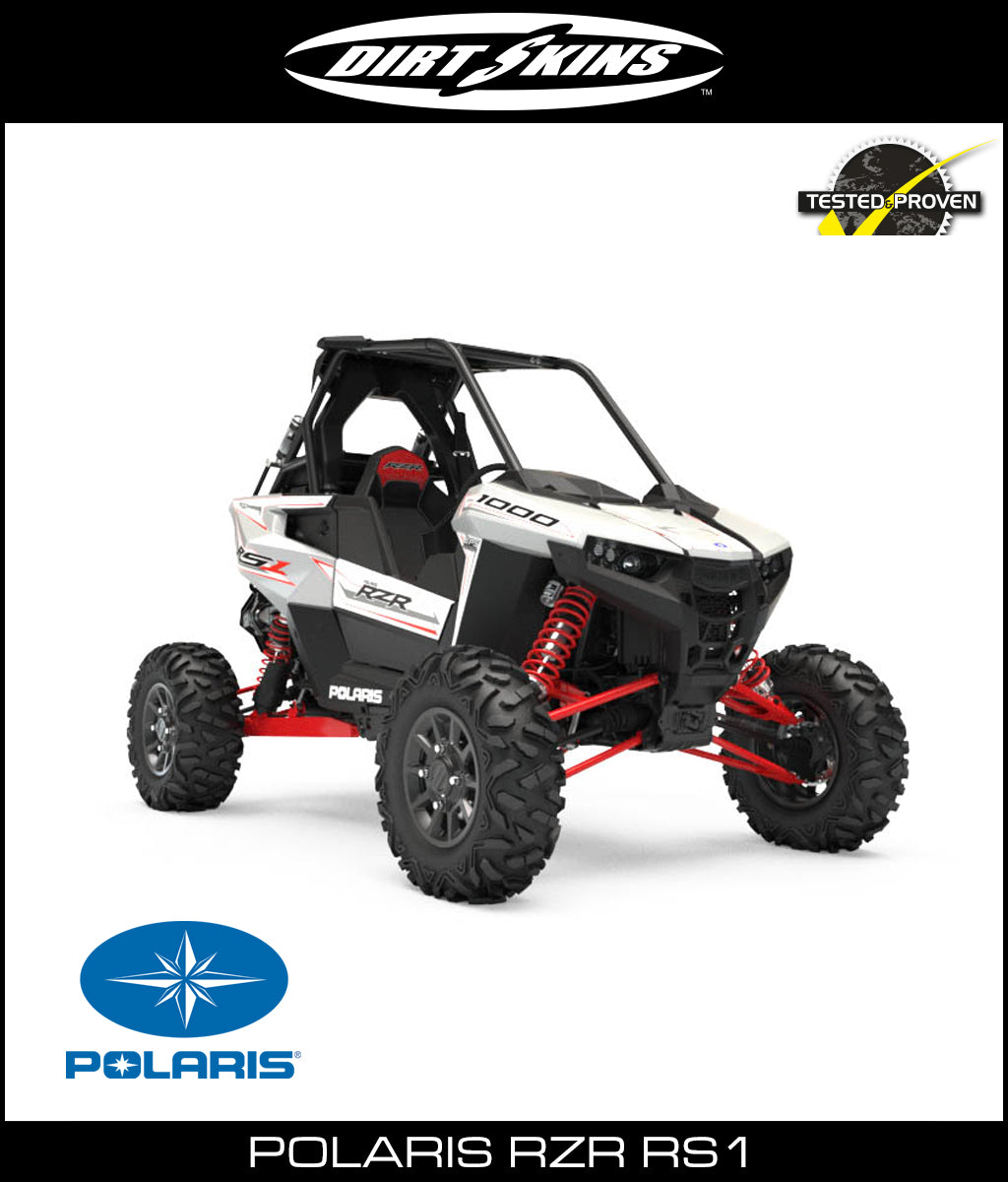 Dirtskins Polaris RZR RS1 Shock Covers