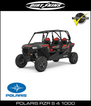 Dirtskins Polaris RZR S4 1000 Shock Covers