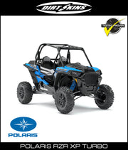 Dirtskins Polaris RZR XP Turbo Shock Covers