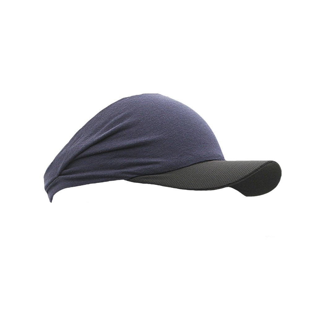 SCHAMPA Stretch Visor - Navy