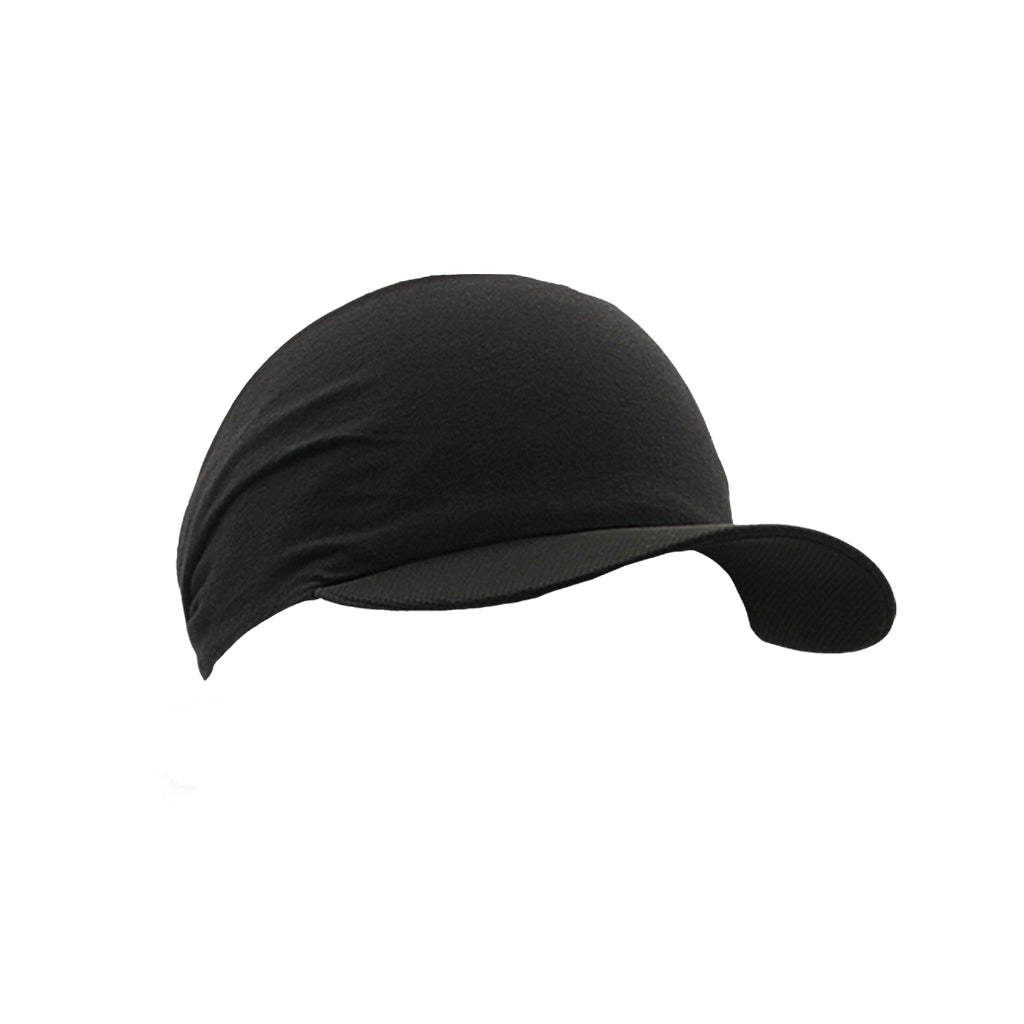 SCHAMPA Stretch Visor - Black
