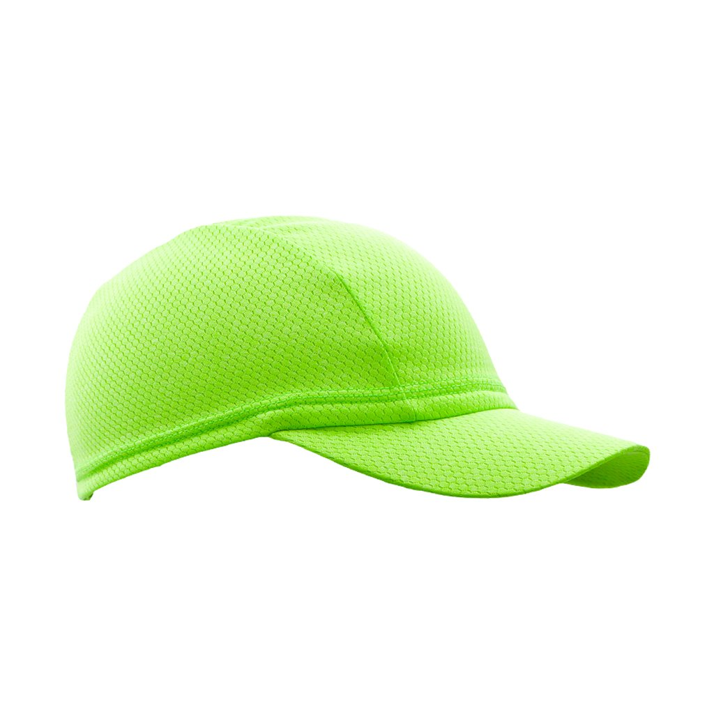 SCHAMPA Coolskin Stretch Cap - Neon Green