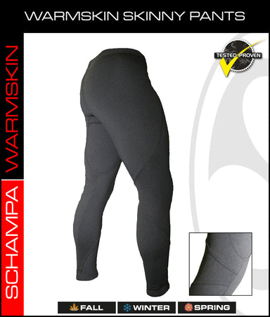 WarmSkin Skinny Pants