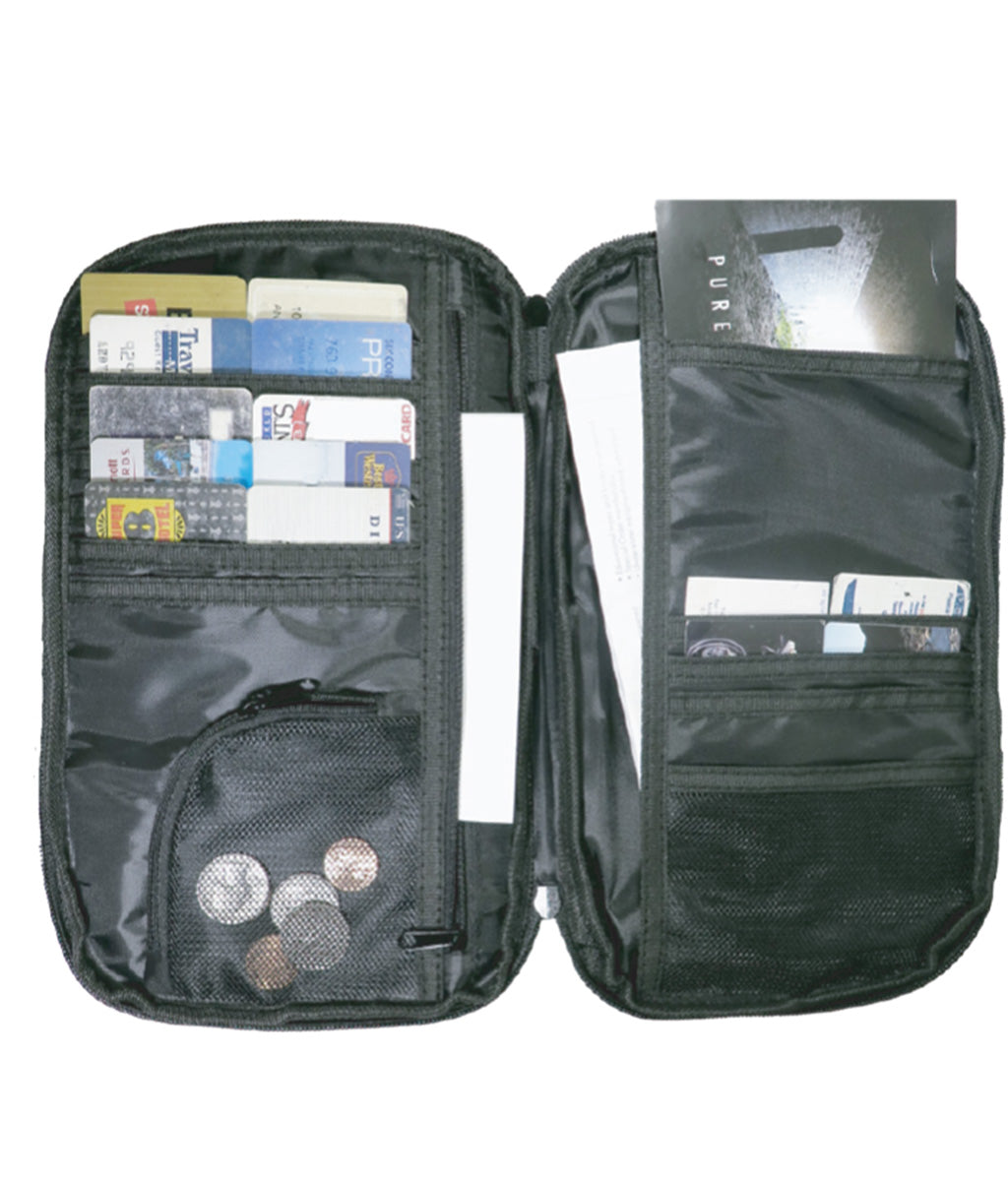 STUFFSACK.com International Document Travel Bag