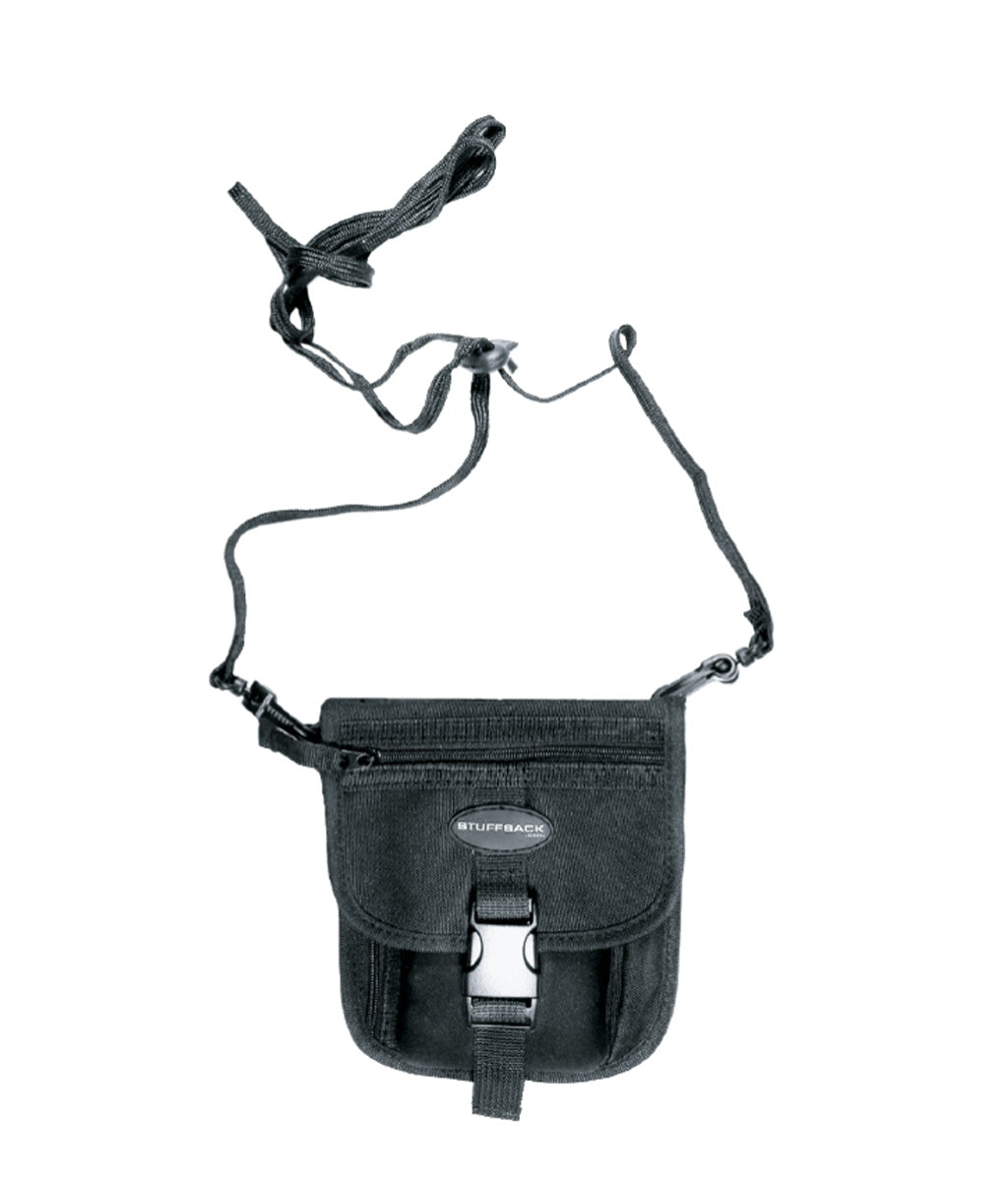STUFFSACK.com Pro Travel Belt & Neck Bag