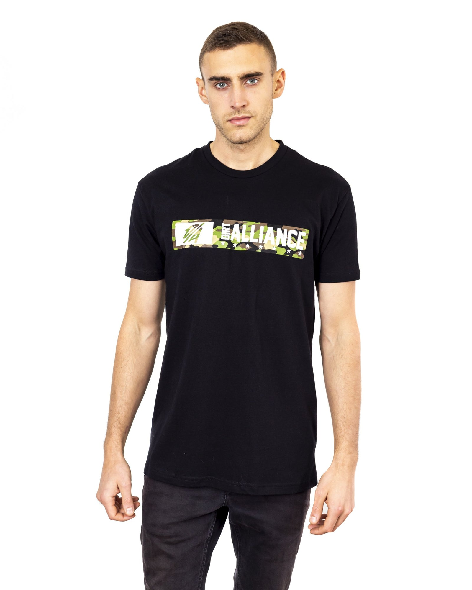 Dirt Alliance Be Seen T-Shirt - Black