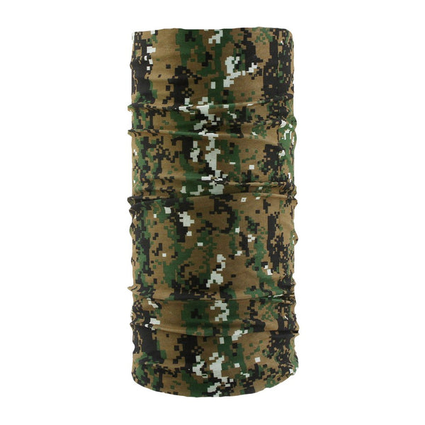 Schampa Tube - Military Camo