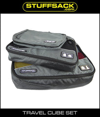 Stuffsack.com Travelers Cube Set