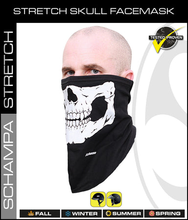 Stretch Skull Facemasks