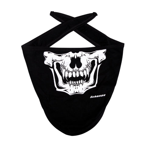SCHAMPA Stretch I-Tie Skull Facemask