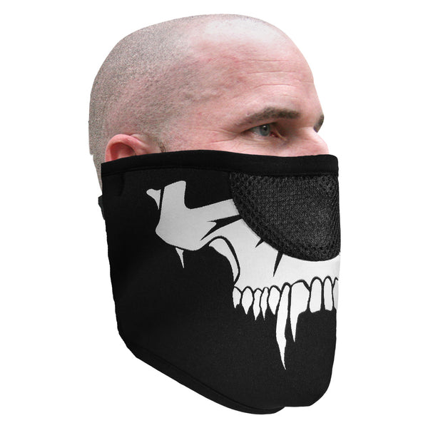 Fleeceprene Skull Facemask