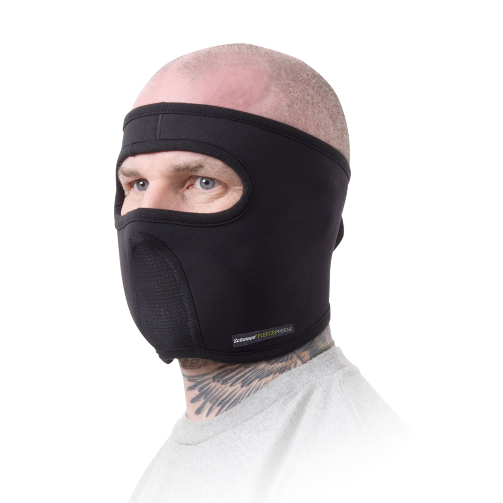 SCHAMPA Fleeceprene Full Facemask w/ Mesh Breather