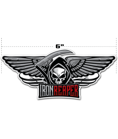 Iron Reaper Sticker