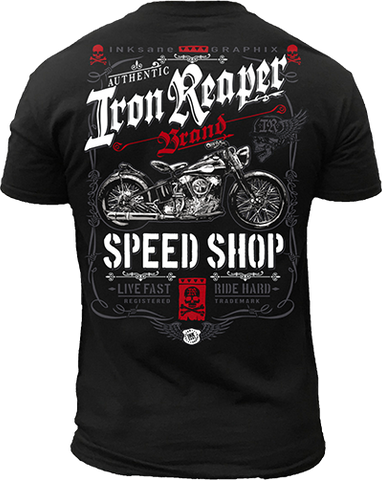 Iron Reaper Speed Shop
