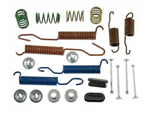 Buick 1963-70 Rear Drum Brake Hardware Kit