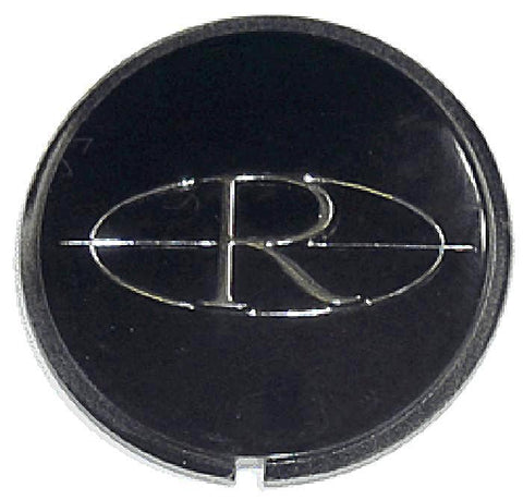 Chrome Wheel Ribbed Center Cap Medallion Buick Riviera 1966-70