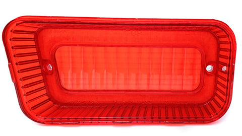 1969 Chevrolet Biscayne Bel Air Tail Light Lens LH
