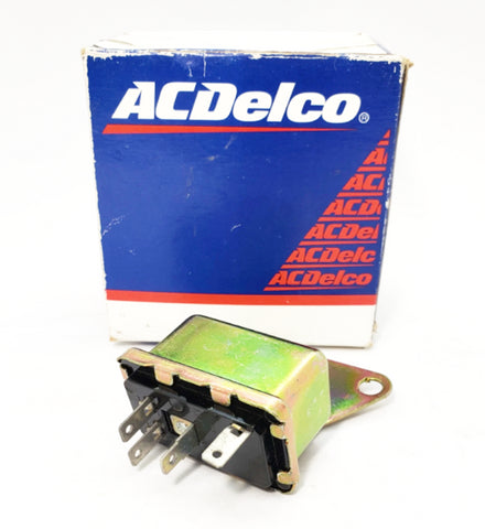 NOS Buick A/C Compressor Clutch Control, Blower Motor Relay with auto temperature control.