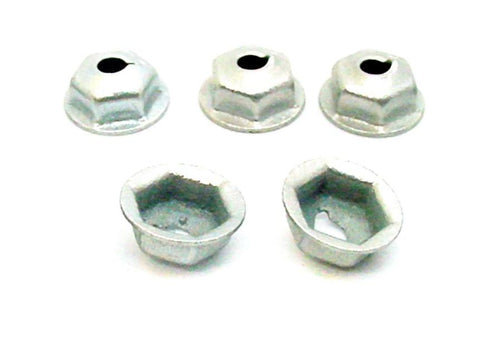 Body Panel Side Molding Emblem Nuts #10-24
