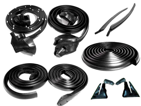 Oldsmobile Toronado 1971-1973 Full Weatherstrip Seal Kit