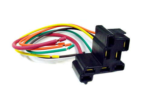 Cadillac Headlamp Switch Connector Pigtail 1964-1985