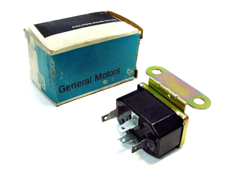 Pontiac NOS 1971-75 Power Tailgate & Blower Motor Relay #9785034