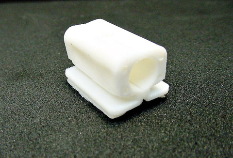 Door Lock Rod Slide Nylon Retainer Clip Pontiac 1967-81