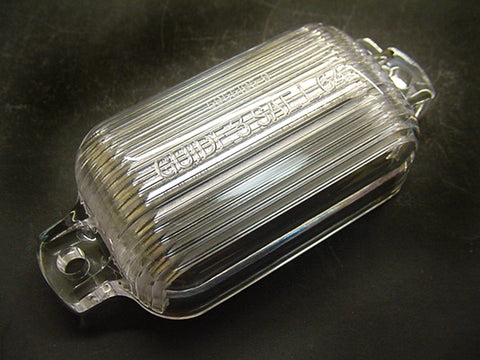 1965-1972 Genuine GM License Plate Lamp Tag Light Lens