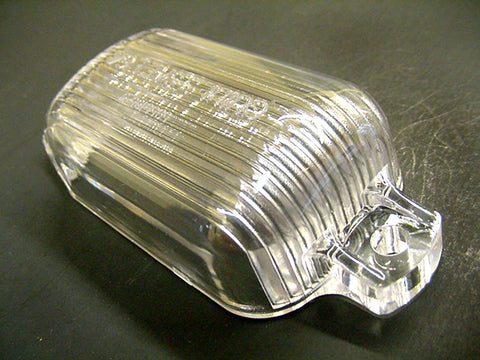 1965-1972 Genuine GM License Plate Lamp Light Tag Lens