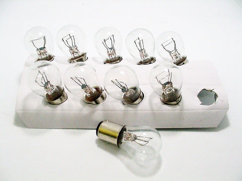 Box of 10 1034 Miniature incandescent light bulbs